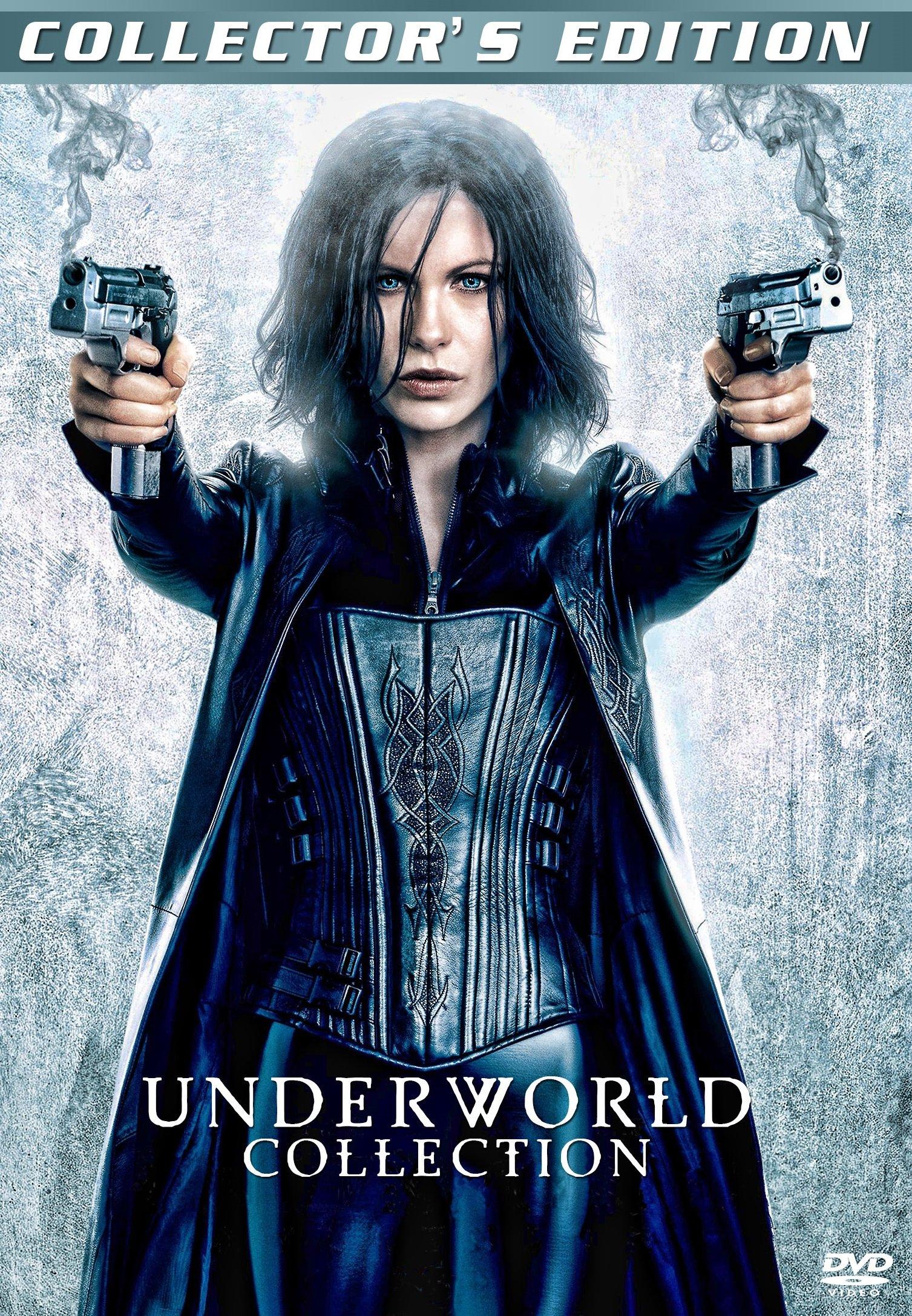 Underworld 1-5 (2003-2016) มหาสงครามล้างพันธุ์อสูร ภาค 1 – 5 FULL HD