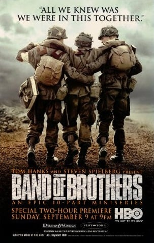 Band Of Brothers E04 Replacements
