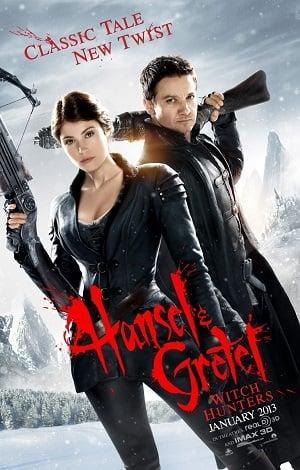 Hansel & Gretel: Witch Hunters (2013) ฮันเซล แอนด์ เกรเทล : นักล่าแม่มดพันธุ์ดิบ