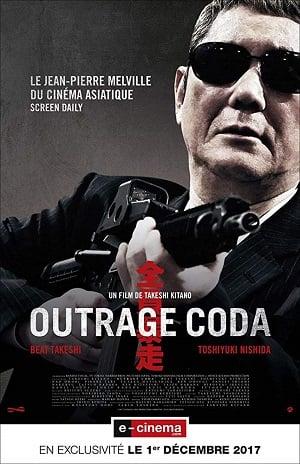 Outrage Coda (2017) เส้นทางยากูซ่า 3