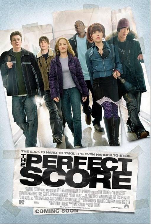 The Perfect Score (2004) 6 โจ๋แสบ มือแซงค์เหนือเมฆ