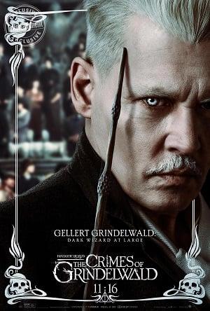 Fantastic Beasts 2 The Crimes of Grindelwald (2018) สัตว์มหัศจรรย์: อาชญากรรมของกรินเดลวัลด์