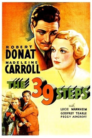 The 39 Steps (1935) (ซับไทย)