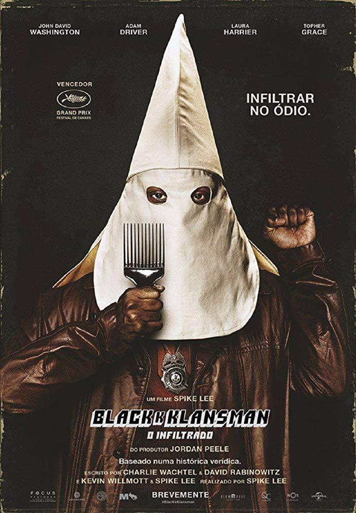 BlacKkKlansman (2018) (ซับไทย)