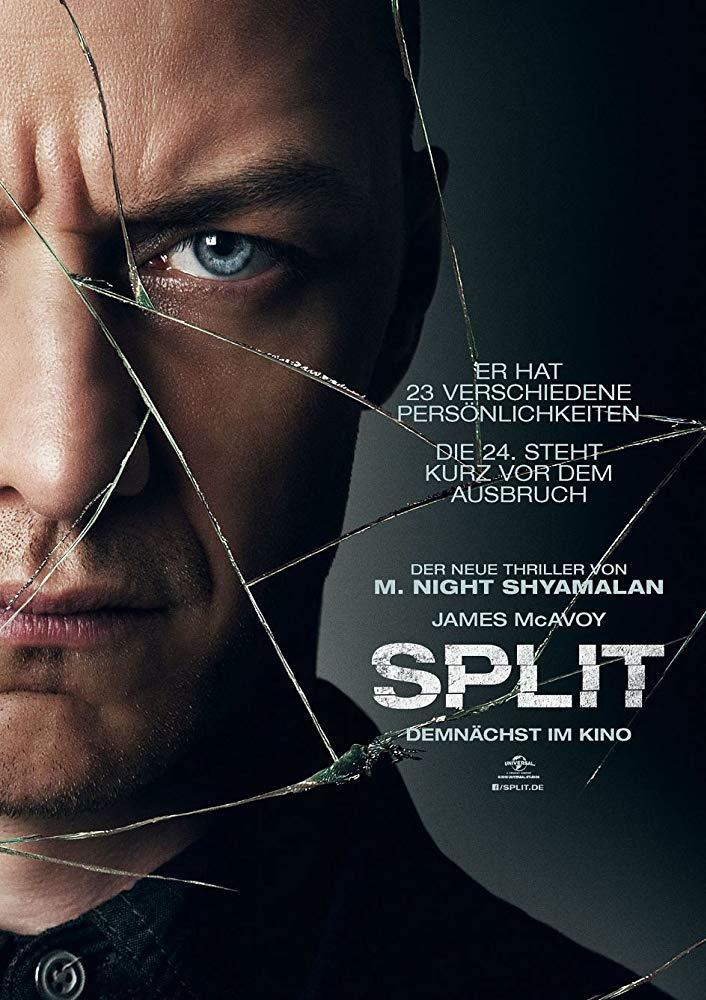 Split (2016) จิตหลุดโลก