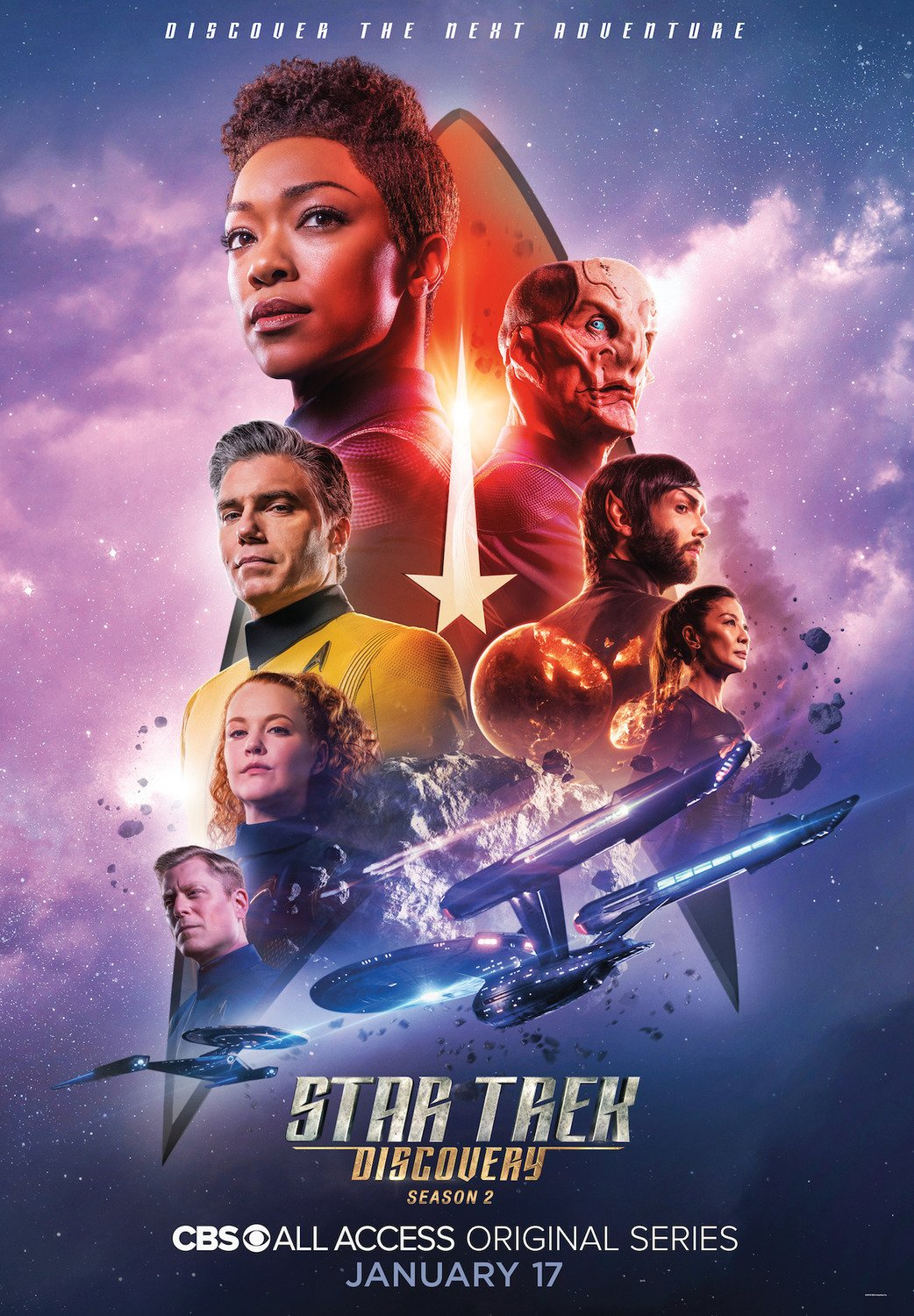 Star Trek Discovery (2019) Season 2 EP.1