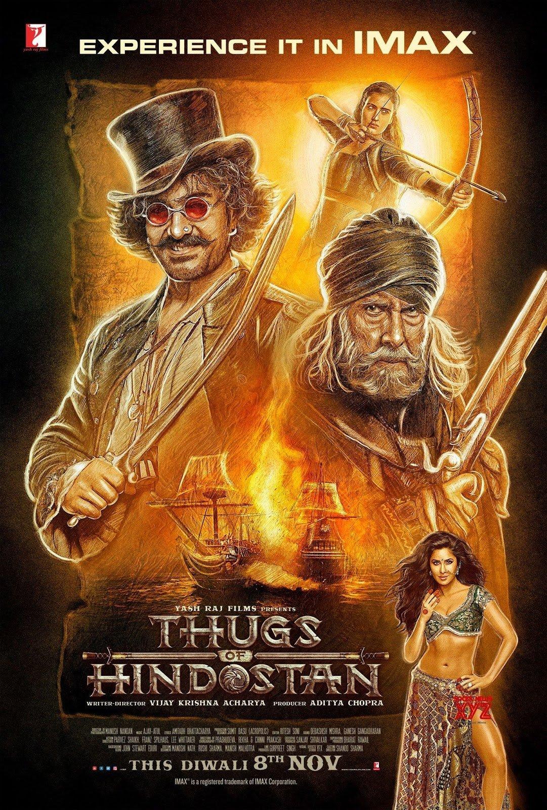 Thugs Of Hindostan (2018) ท้าทายอำนาจ