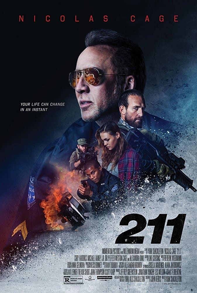211 (2018) ทู วัน วัน ปล้นดับตะวัน