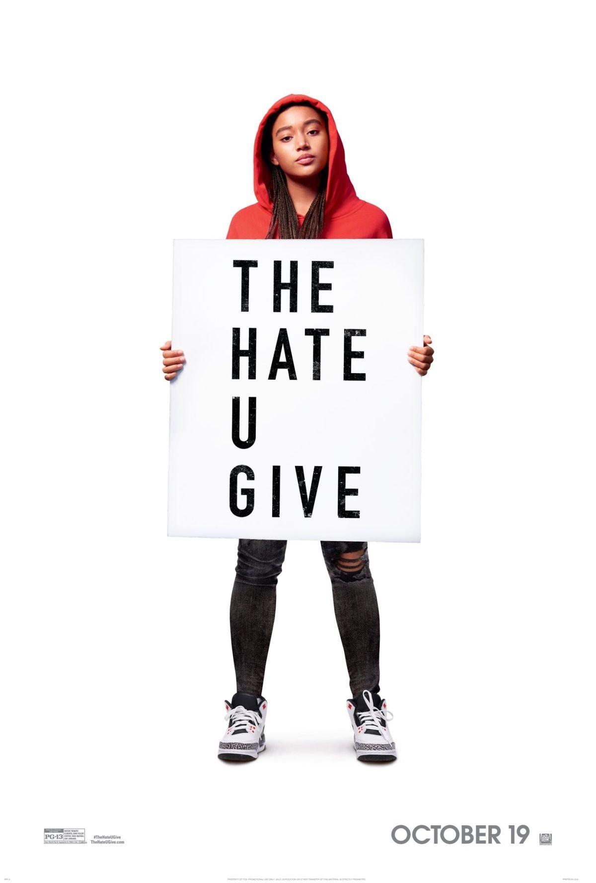 The Hate U Give (2018) หนังดีระดับ 5 ดาว ของปี 2018 ที่ไทยไม่นำเข้าฉายในโรง