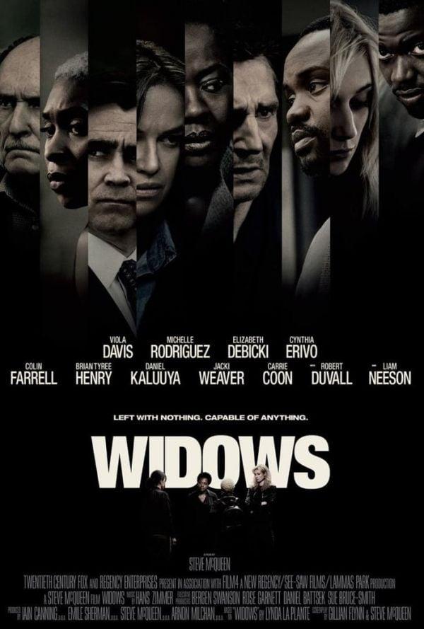 Widows (2018) หม้ายสาวล้างบัญชีหนี้