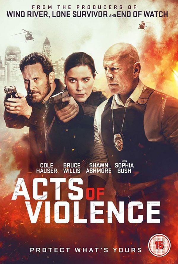 Acts Of Violence (2018) คนอึดล่าเดือด