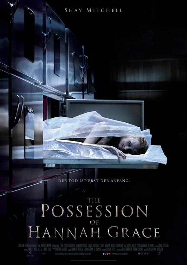 The Possession of Hannah Grace (2018) ห้องเก็บศพ