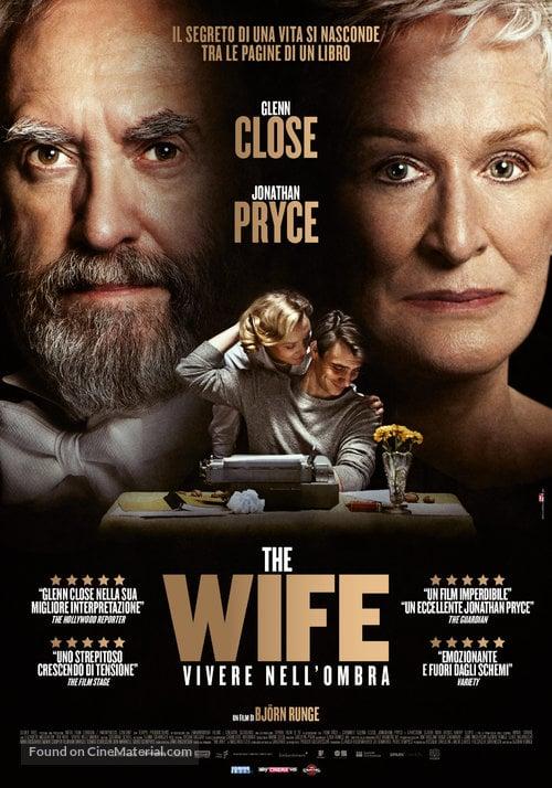The Wife (2017) เมียโลกไม่จำ