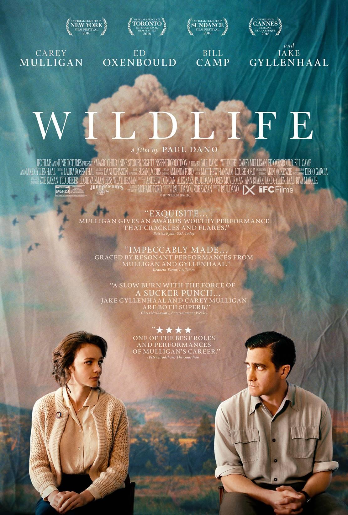 Wildlife (2018) รัก เรา ร้าว ร้าว