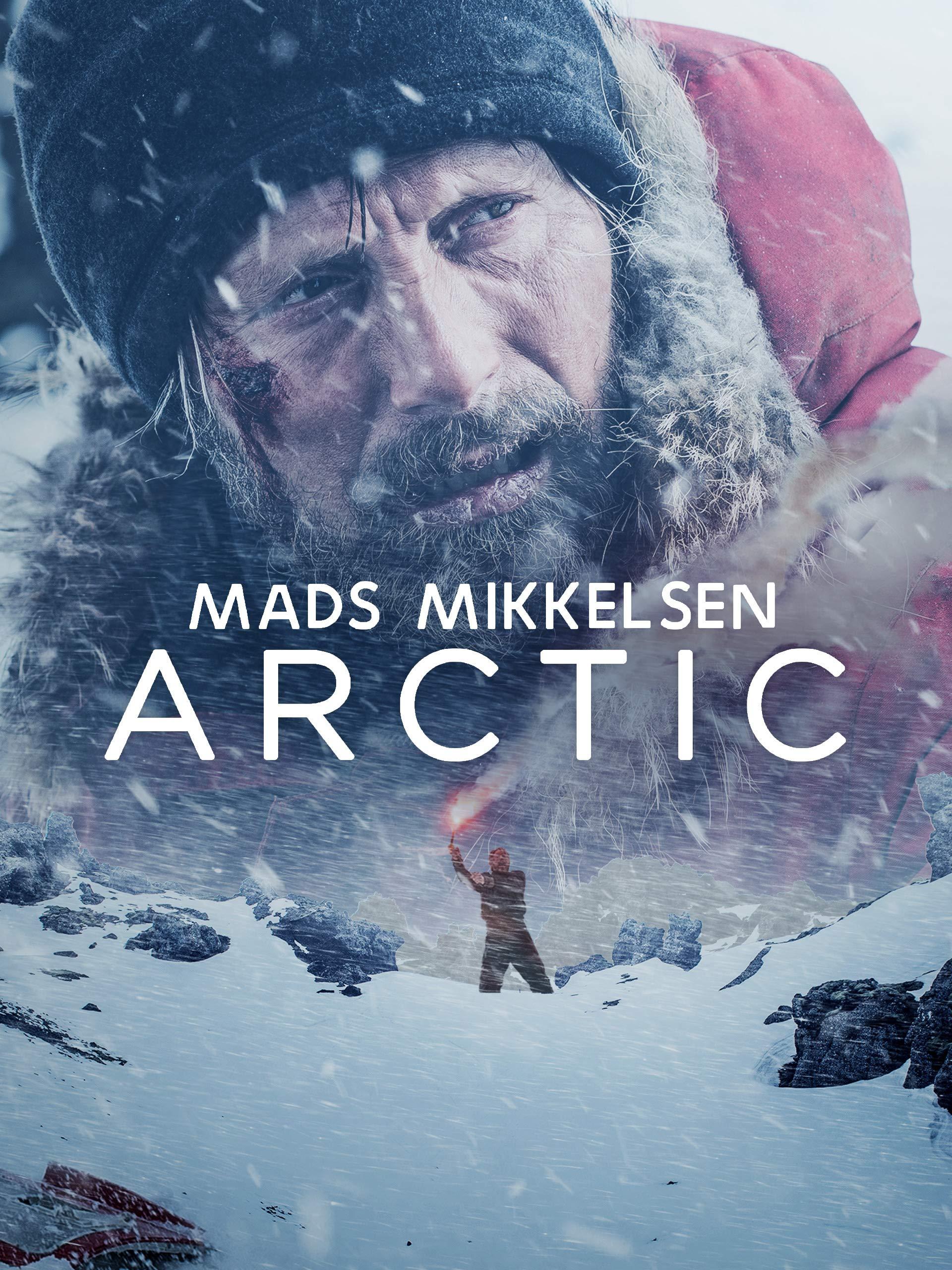 Arctic (2018) เกือบตายห่า [อย่าตาย]