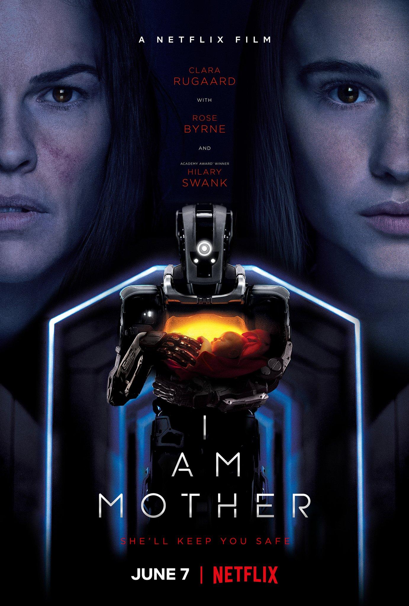 I Am Mother (2019) หุ่นเหล็กโลกเรียกแม่