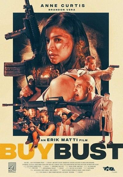 BuyBust (2018) บายบัสต์ แผนล่อทะลวงถิ่น