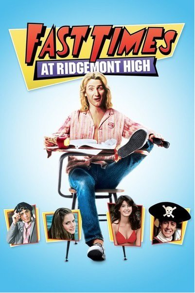 Fast Times at Ridgemont High (1982) ลองรัก