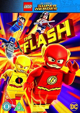 Lego DC Comics Super Heroes: The Flash (2018) เลโก้ DC เดอะแฟลช
