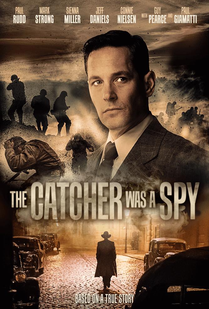 The Catcher Was a Spy (2018) ใครเป็นสายลับ