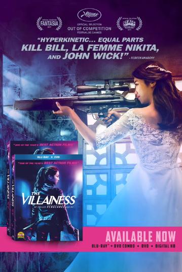 The Villainess (Ak-Nyeo) (2017) บุษบาล้างแค้น
