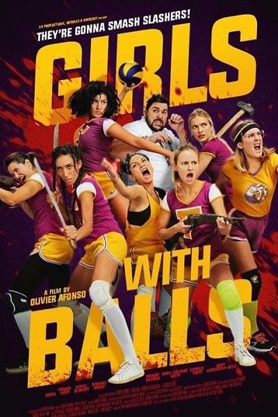Girls with Balls (2018) สาวนักตบสยบป่า