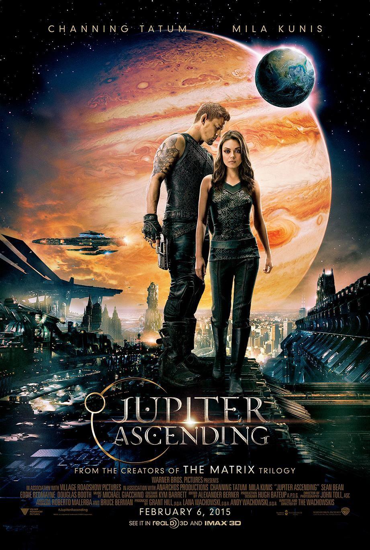 Jupiter Ascending (2015) จูปิเตอร์ แอสเซนดิ้ง