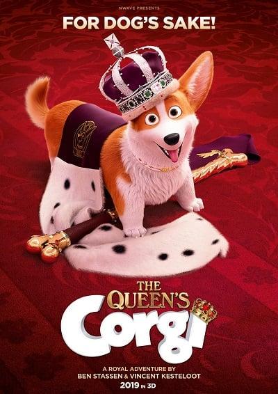 The Queen's Corgi (2019) จุ้นสี่ขาหมาเจ้านาย