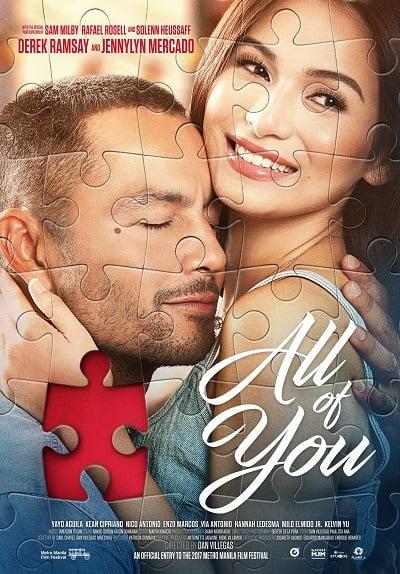 All of You (2017) รักเธอเท่าหัวใจ