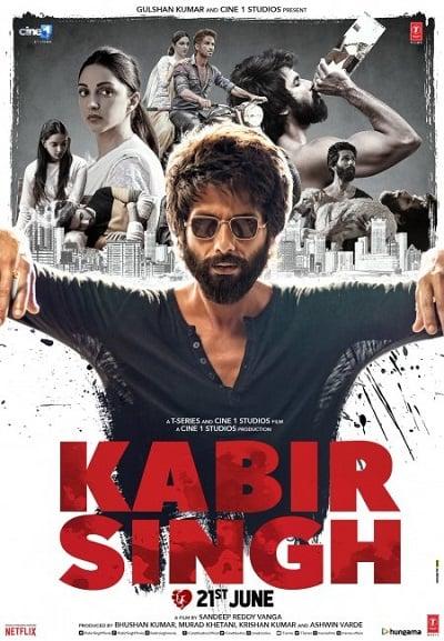 Kabir Singh | Netflix (2019) กาบีร์ ซิงห์