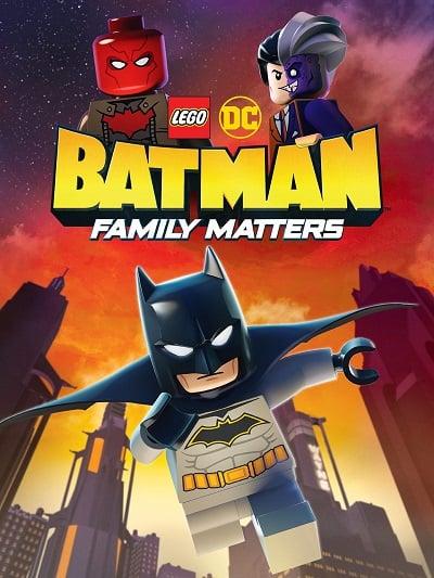LEGO DC: Batman – Family Matters (2019) เลโก้ DC แบทแมน เรื่องของครอบครัว