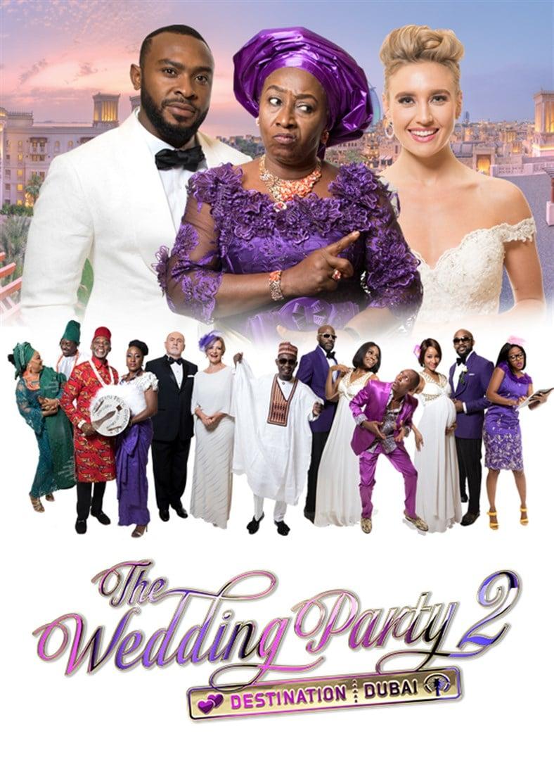 The Wedding Party 2: Destination Dubai | Netflix (2017) วิวาห์สุดป่วน 2