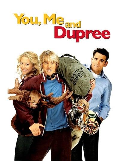 You Me and Dupree (2006) ฉัน เธอและเกลอแสบนายดูพรี