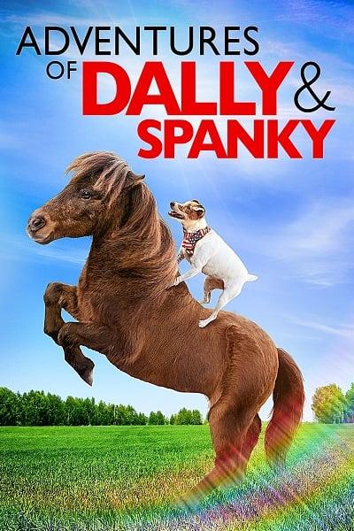 Adventures of Dally & Spanky (2019) การผจญภัยของ ดาร์ลี่ และ สเปนกี้