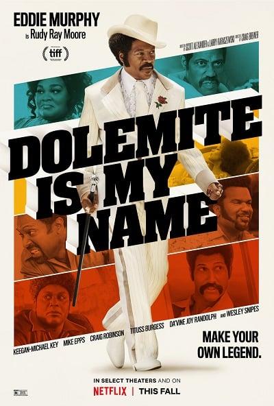 Dolemite Is My Name   Netflix (2019) โดเลอไมต์ ชื่อนี้ต้องจดจำ