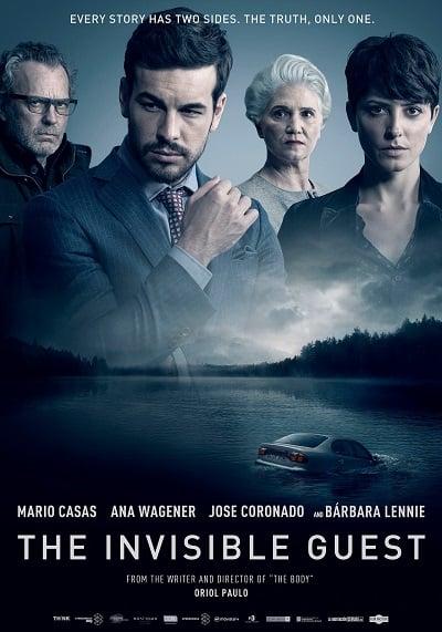 The Invisible Guest | Netflix (2016) แขกไม่ได้รับเชิญ