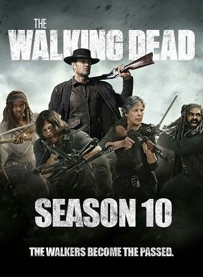 The Walking Dead Season 10 พากย์ไทย Full HD Ep.1-15