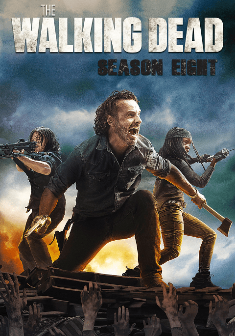 The Walking Dead Season 8 พากย์ไทย Full HD (Ep.1-16 จบ)
