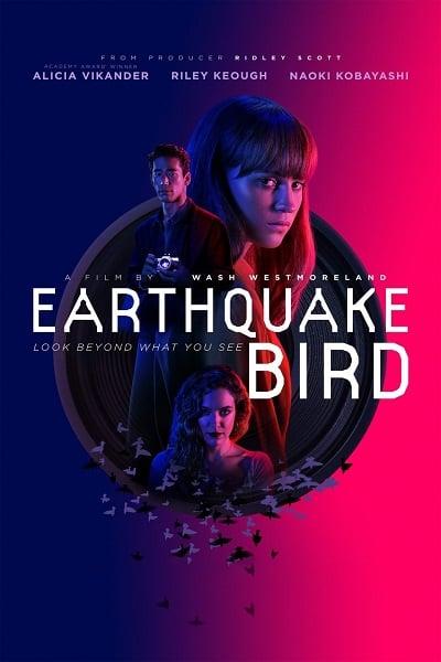 Earthquake Bird   Netflix (2019) รอยปริศนาในลางร้าย