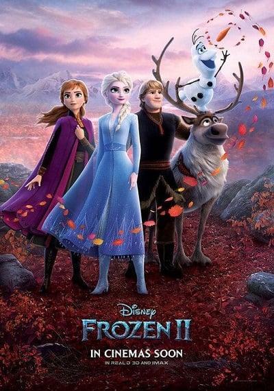 Frozen II (2019) โฟรเซ่น 2 ผจญภัยปริศนาราชินีหิมะ
