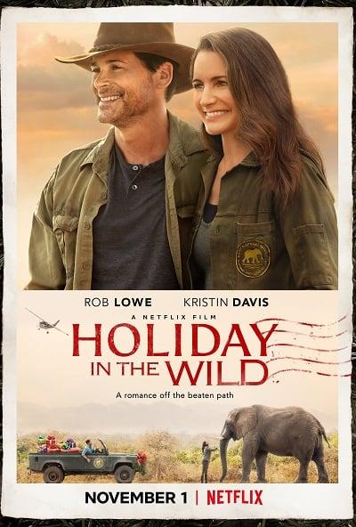 Holiday in the Wild | Netflix (2019) ฉลองรักกับป่า