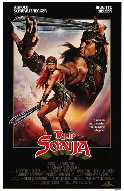 Red Sonja (1985) ซอนย่า ราชินีแดนเถื่อน