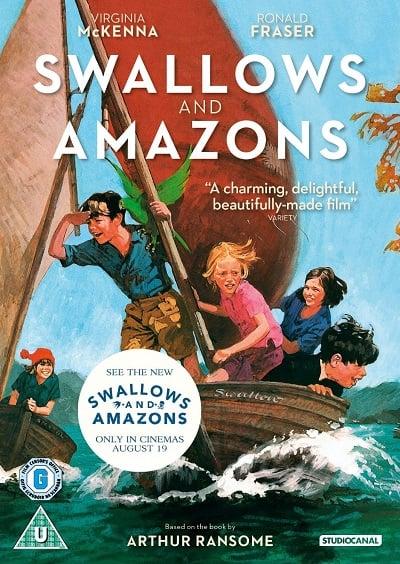 Swallows and Amazons (1974) หนูน้อยอเมซอน