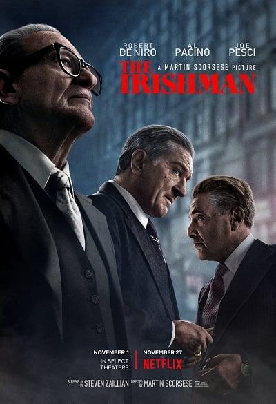 The Irishman | Netflix (2019) คนใหญ่ไอริช