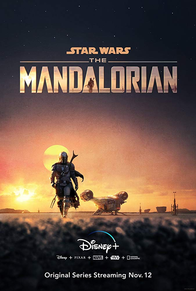 Star Wars The Mandalorian Season 1 สตาร์ วอร์ส เดอะแมนดาโลเรียน มนุษย์ดาวมฤตยู ปี1 (Ep.1-Ep.6)
