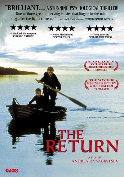 The Return Vozvrashchenie (2003) เดอะ รีเทิร์น