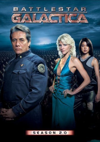 Battlestar Galactica Part II (2004) แบทเทิลสตาร์ กาแลคติก้า 2