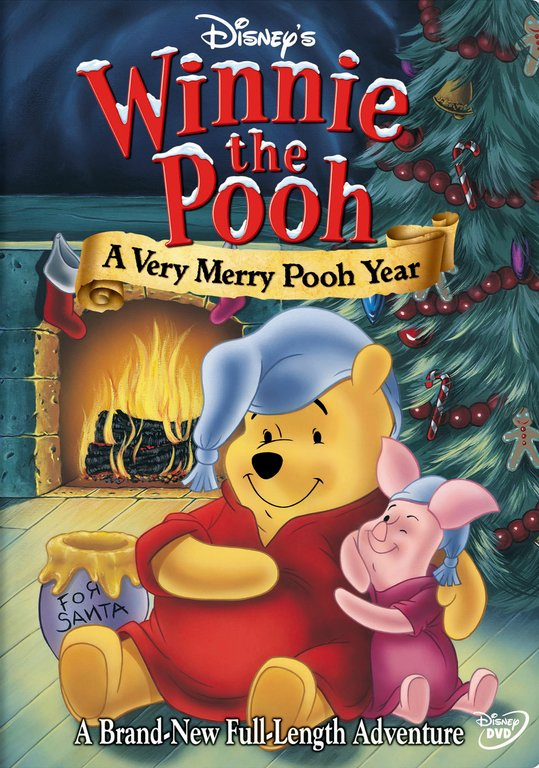 Winnie the Pooh: A Very Merry Pooh Year (2002) วินนี่ เดอะ พูห์ ตอน สวัสดีปีพูห์