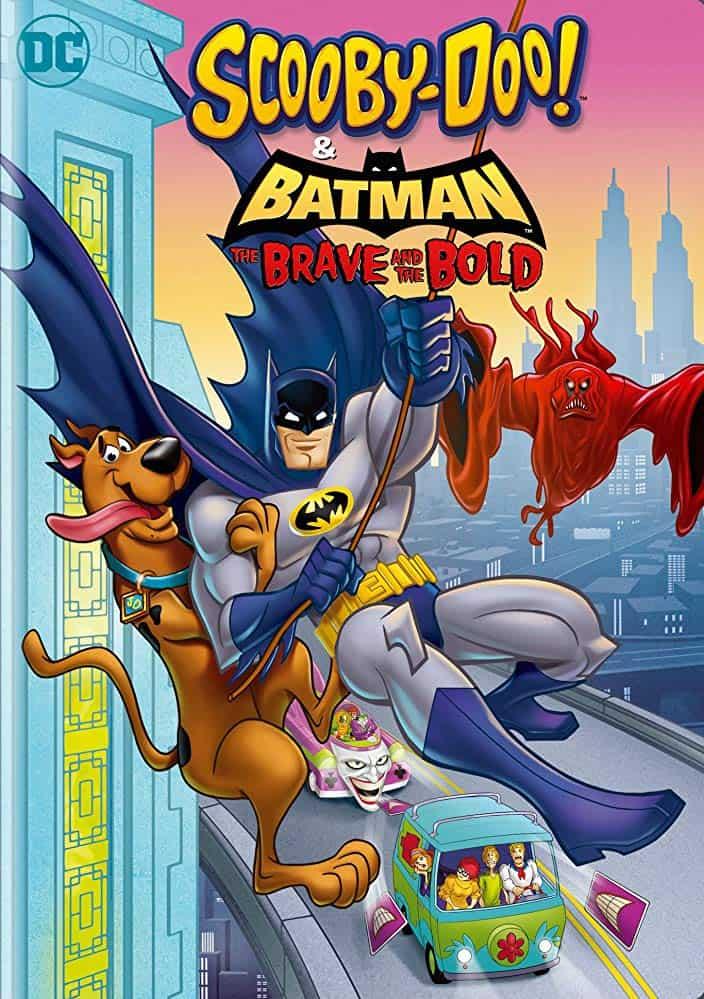 Scooby-Doo & Batman The Brave and the Bold (2018) สคูบี้ดู และ แบทแมนผู้กล้าหาญ
