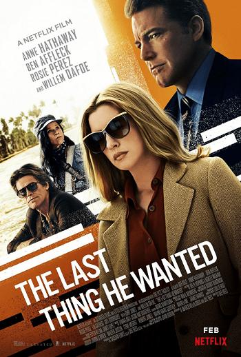 The Last Thing He Wanted | Netflix (2020) คำสั่งตาย